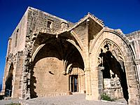 The historic 12th century monastery just outside Kyrenia is a fine example of Gothic architecture of the Lusignan period. It was originally occupied b...