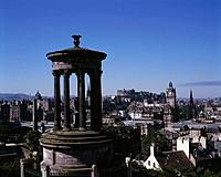 The Dugald Stewart Monument is a memorial to Dugald Stewart,a scottish philosopher. It was erected in 1831 and was designed by William Henry Playfair ...