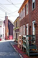 Annapolis steet view , Maryland USA,