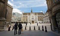 The Guildhall is a building in the City of London, It has been used as a town hall for several hundred years, and is still the ceremonial and administ...