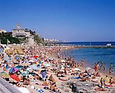The Estoril coast is close to Lisbon,the capital of Portugal. As a result it is a popular leisure and recreation destination for the population of the...