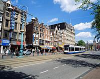 Amsterdam as a trading and commercial city was planned and laid out in current form early in the 13th century,and the historic heart is a grid of cana...