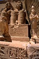 The Great Temple of Ra_Harakhete,also known as the Great Temple of Abu Simbel is part of a UNESCO World Heritage Site. The Temple dates back to the 13...