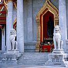 Wat Benchamabophit Dusitvanaram or Wat Benchamabophit is normally known as The Marble Temple. It was constructed in 1899.