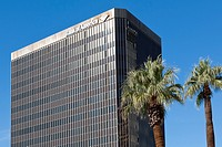 Bank of America bank building in Downtown, Phoenix, Arizona, USA