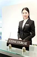 Female Concierge