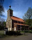 Drensteinfurt, Pfarrkirche St. Regina