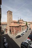Madrid, Kirche San Pedro el Viejo