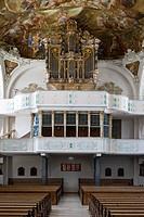 Wolfegg, Pfarrkirche, ehemalige Kollegiat_Stiftskirche