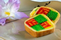 kek Lapis lLayer Cake of Sarawak