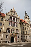 district court, Halle, Germany