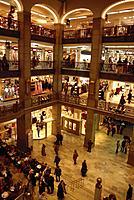 NK Department Store, Nordiska Kompaniet, architect Ferdinand Boberg, Hamngatan, Stockholm, Sweden