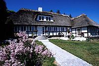 Danish Timberframe House, Astrup, Funen, Denmark