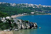 Baja San Nicola, Peschici, Gargano, Apulia, Italy