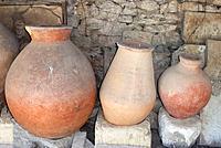 Ancient greek amphoras
