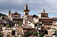 Chartreuse Cloister, Valldemossa, Majorca, Spain