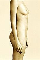 Nude of a woman