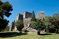 Guimaraes Castle  This is the most known castle in Portugal as it was the birth place of the first Portuguese King