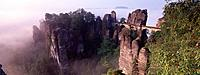 Historic Bastei Bridge