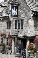 Bankes Arms, Corfe Castle, Dorset, England, UK