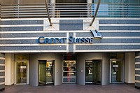 Credit Suisse, Chiasso, Switzerland