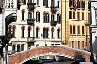 Venice, Italy _ Water Front Facade