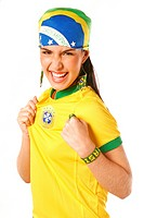 Brazilian Girl, Belém, Pará, Brazil