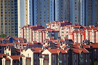new buildings in a distict of Istanbul, Turkey, Istanbul, Bahcesehir