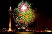 Macau Fireworks