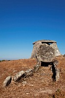 Tapad&#227;o dolmen in Aldeia da Mata The second biggest in Portugal Aldeia da Mata, Crato, Portalegre district, Alto Alentejo,Portugal