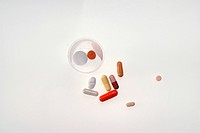 pharmaceutical pills and capsules