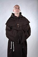 Monk in Robe
