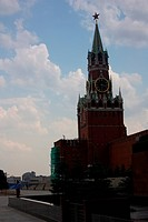 The tower of Kremlin