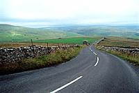Rural Road in Yorkshire