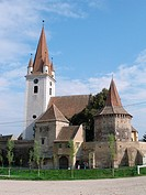 geography / travel, Romania, Sibiu Hermannstadt, Cristian Grossau: Old church castle