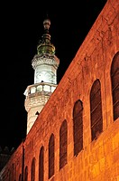 Umayyad Mosque  Damascus, Syria
