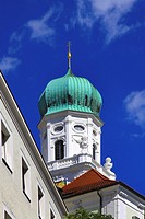 St Stephan cathedral, Germany, Bavaria, Niederbayern, Lower Bavaria, Passau