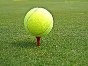 Tennis ball golf