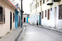 Artists Choice: Small Street, Camaquey, Cuba
