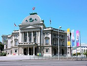 geography / travel, Austria, Vienna, People´s Theatre Volkstheater, built: 1889 by Hermann Helmer and Ferdinand Fellner,