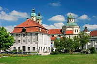 geography / travel, Germany, Bavaria, Kempten, Zumstein House, St. Laurence Basilica,