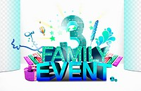 Image Of Family Event 3 With Xylophones In Blue