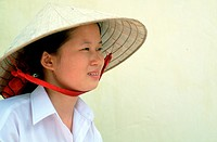 Woman, Ho Chi Minh City,/nVietnam, MR