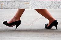 Women´s black shoes