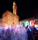 Europe, Italy, Florence,Palazzo Vecchio.