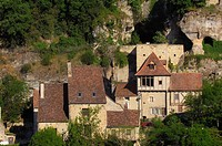 Rocamadour, Lot, Midi-Pyrenees, France