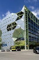 Media-TIC business centre, 22@ business development, Poblenou, Barcelona, Catalonia, Spain