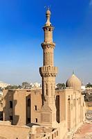 Sultan Inal mausoleum 1451-1456, Cairo, Egypt