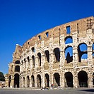 Colosseo, Colosseum, Rome, Italy