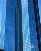 Modern Office Buildings in Frankfurt